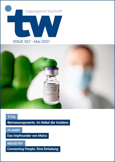 Mai 2021 Ausgabe Cover