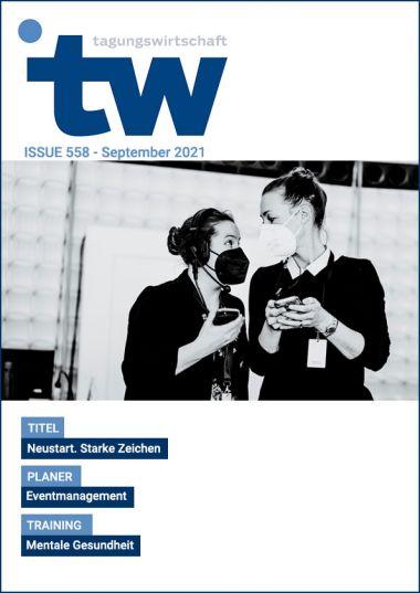 emag September Cover