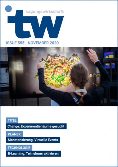 tw tagungswirtschaft November 2020